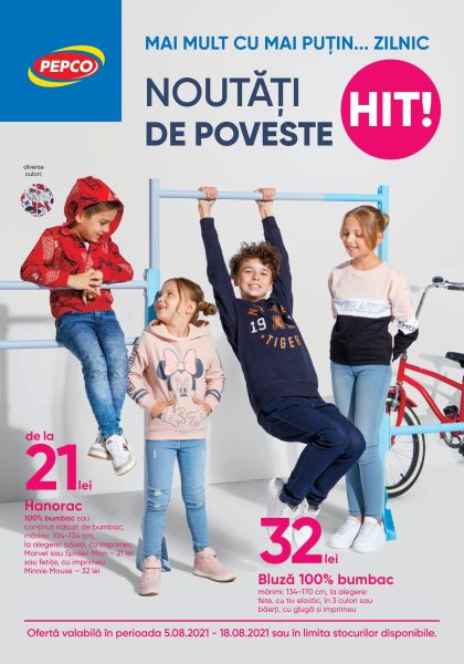 Catalog Pepco 5 august - 18 august 2021